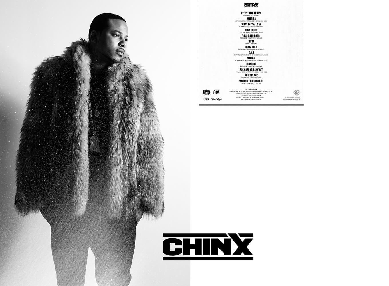 Andy Sheffield - Chinx