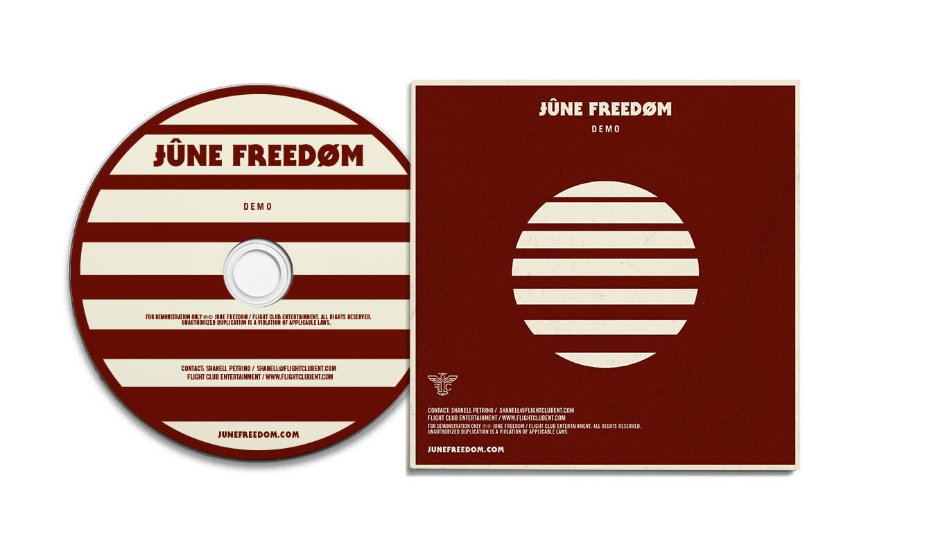 Andy Sheffield - Music - June Freedom